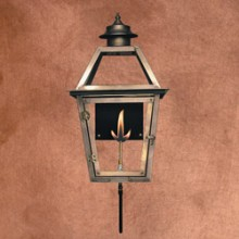 Legendary Lighting Atlas Gas Light