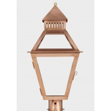 American Gas Lamp Copper Baltimore Gas Light
