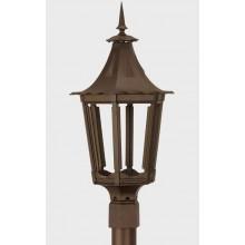 American Gas Lamp Cavalier 1400 Outdoor Gas Light