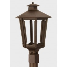 American Gas Lamp Cosmopolitan 1600 Outdoor Gas Light