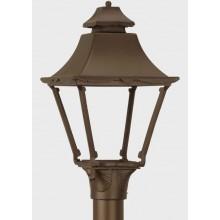 American Gas Lamp Essex 1900 Outdoor Gas Light