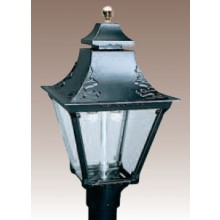 MHP GG2A Outdoor Post Mount Gas Light