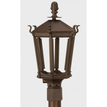 American Gas Lamp Gothic 900 Outdoor Gas Light