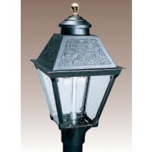 MHP HK1A Outdoor Post Mount Gas Light
