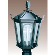MHP WK5A Outdoor Post Mount Gas Light