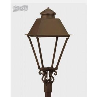American Gas Lamp Coachman 3000 Outdoor Gas Light
