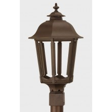 American Gas Lamp Bavarian 1200 Outdoor Gas Light