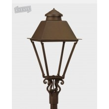 American Gas Lamp Coachman 3000 Outdoor Gas Light