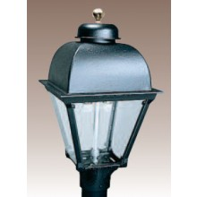 MHP HJ3A Outdoor Post Mount Gas Light