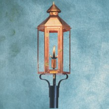 Legendary Lighting Neptune Gas Light