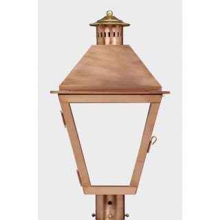 American Gas Lamp Copper Atlanta Gas Light