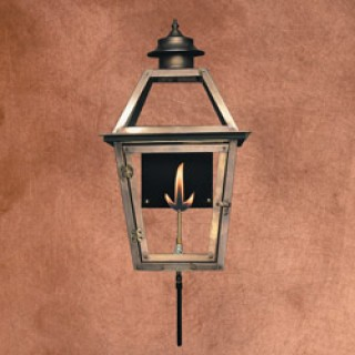 Legendary Lighting Atlas Gas Light