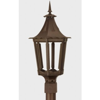 American Gas Lamp Cavalier 1400 Outdoor Gas Light