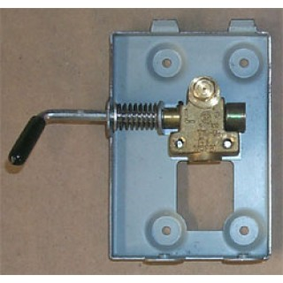 Humphrey L8-6C Wall Plate with Valve and Orifice